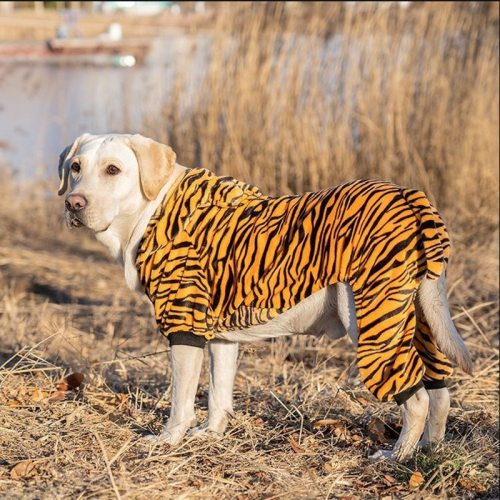 Large dog jacket Dog clothes for medium and large dogs Dog clothes keep warm in autumn and winter Dog coat Dog jacket