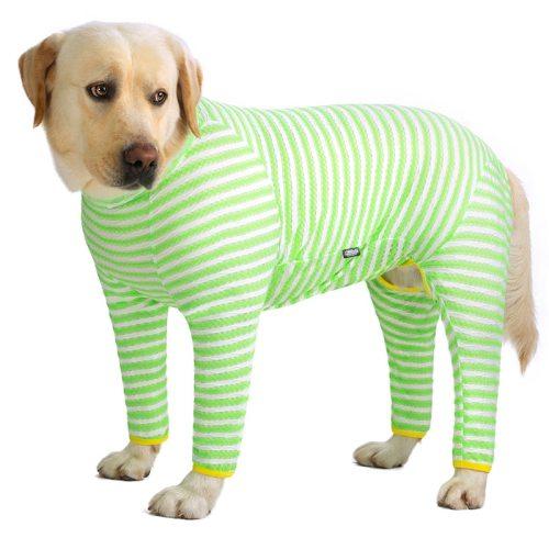 Big Dog Clothes Large Dog Clothing Pajamas Jumpsuit Sleepwear Overalls French Bulldog Husky Golden Retriever Costume Apparel