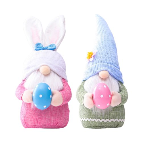 Easter Bunny Gnome Cute Faceless Doll Home Party Decoration durable Easy to use Bright colors and perfect size Perfect gift