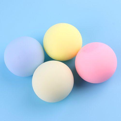 Fidget toys pop it TPR Decompression Flour Ball Simulation Kneading Music Decompression Vent Toy Funny Anti-stress Fidget 2021