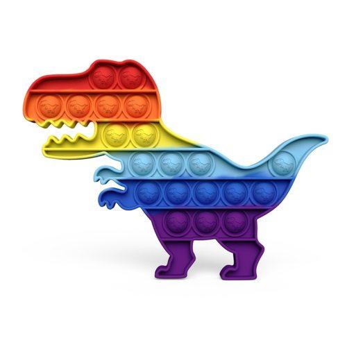 1pcs Pop Fidget Reliver Stress Toys Rainbow Push It Bubble Antistress Toys Adult Children Sensory Toy To Relieve Autism (Wholesale Support)