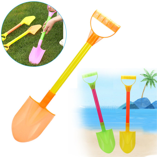 Children Sand Shovels, Beach Toys Sand Dredging Spade Playing for Children, Snow Shovel toys