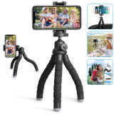 Tripod for phone, Extendable Selfie Stick Tripod, Camera Phone Tripod with Remote Control