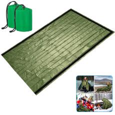 Outdoor Emergency Sleeping Bag, Bivvy SacksThermal, Lightweight Waterproof Sleeping Bag Camping