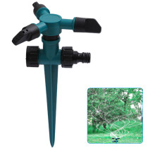 Automatic 360 Rotating Sprinkler, Garden Lawn Irrigation, ABS Water Sprinklers for Yard Kids