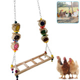 Wooden Chicken Swing- wtowin.com