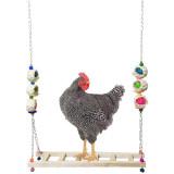 Wooden Chicken Swing- wtowin.com