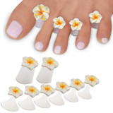 Toe Separators For Nail Polish- wtowin.com