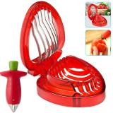 Strawberry Huller Fruit Slicer Set- wtowin.com