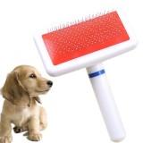 Multi-purpose Dog Cat Comb Brush, Puppy Cat Hair Grooming Slicker Comb, Pet Grooming Clean Tool