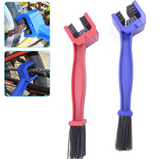 Portable Bicycle Chain Clean Brush, Bicycle Chain Gears Cleaning Brush, Bike Chain Scrubber Tool