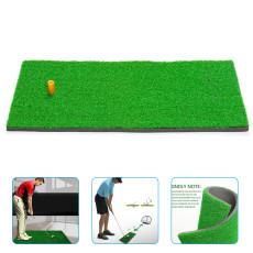 Golf Mat Residential Practice Hitting Mat, Indoor Outdoor Golf Hitting Mat, Golf Practice Mat 12'' x 24''
