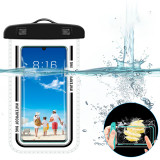 Universal Waterproof Case, Cell Phone Dry Bag/Pouch for iPhone 11 Pro Max, Universal Phone Cover For Swimming