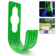 Garden Water Hose Holder, Wall Mount Bracket Hanging Watering Hose Hook, Pipe Reel Hanger Rack