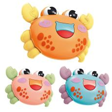 Cute Crab Beach Toys for Kids, Classic Clockwork Crawl Crabs, Wind Up Toys Children Birthday Intellectual Gift