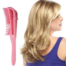Detangling Brush for Curly Hair,  Scalp Massage Hair Comb, Women Detangle Hairbrush Comb for Salon