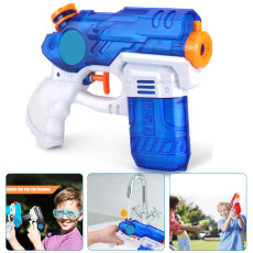 Water Guns for Kids, Water Pistol Toy for Swimming Pool and Outdoor, Water Shooting Toys (Color Random)
