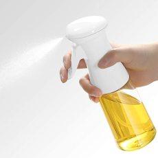 Olive Oil Sprayer Dispenser for Cooking, 210 ml Oil Fine Mist Nebulizer, BPA FREE Oil Spray Bottle