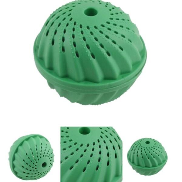 Super Decontamination Laundry Ball, Green Wash Ball, Anion Molecules Cleaning Magic Laundry Ball