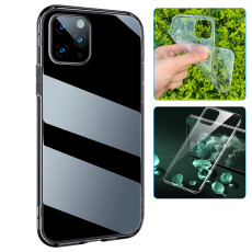 iPhone 12 Soft TPU Phone Case, Transparent Phone Case 5.4''/6.1''/6.7'', Protective Cover Case for iPhone 12