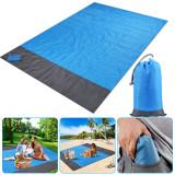 sand free beach mat- waterproof beach mat- wtowin.com