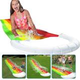 rainbow water slide- wtowin.com