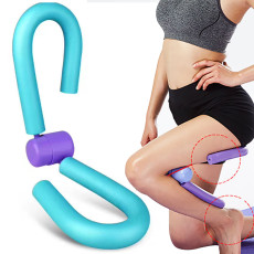 PVC Thigh Toner, Thigh Master for arms Hips Waists, Workout Equipment for Leg and Butt Thigh Trimmer