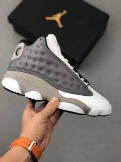 Nike Air Jordan 13 Atmosphere Grey Sneakers