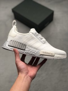 Adidas NMD R1 Cloud White Trainers