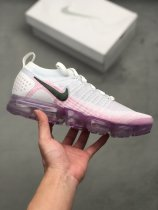 Nike Air VaporMax Flyknit 2 Hydrogen Blue White Pink Trainers