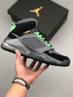 Nike Air Jordan Mars 270 Anthracite Electric Green Sneakers