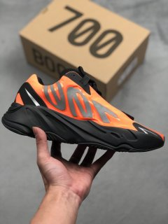 Adidas Yeezy Boost 700 MNVN Orange Sneakers