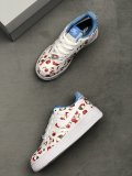 Nike Air Force 1 Low GS Cherry Sneakers