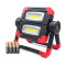 Multi-Function 1000 Lumen COB Work Light Powered by 4 x AA Battery
