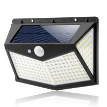 212 LED Solar Motion Sensor Outdoor Wall Light Waterproof  3 Modes Garden Courtyard Porch Driveway Lamp TOPLITE TOP45010