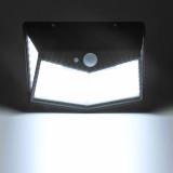 212 LED Solar Motion Sensor Outdoor Wall Light Waterproof  3 Modes Garden Courtyard Porch Driveway Lamp TOPLITE TOP45010