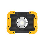 10W Rechargeable Portable Waterproof COB LED Work light for Outdoor Camping Hiking , Car Repair and Power Bank , Buy Quality Lights & Lighting Directly factory