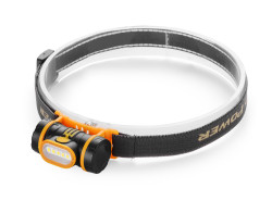 Adjustable Portable super bright LED headlamp 200Lumen for Hiking Climbing Camping