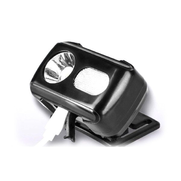 Personalized emergency headlamp 230Lumen Portable super bright LED Multifunction USB Rechargeable camping headlamp With Red light outdoor