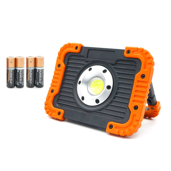Portable Waterproof COB LED Work light for Outdoor Camping Hiking and Car Repair belong to tools Toplite