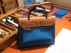 hermes herbag 31 high quality replica briefcase handbag crossbody bag large-capacity lightweight