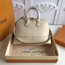 Louis VUitton /MK zipper embossed briefcase crossbody shoulder bag large-capacity
