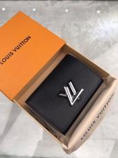 M62934 Louis Vuitton/LV clamshell three-folding coin purse smallwallet multi credit slot