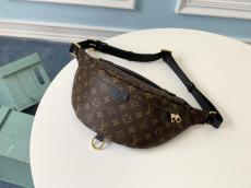 M43644 Louis Vuitton/LV monogram BUMBAG casual waist bag stylish chest bag delicate girlfriend present