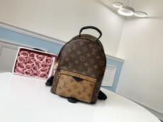 M43116 Louis Vuitton/LV monogram canvas casual outdoor backpack small satchel wonderful girlfriend birthday gift