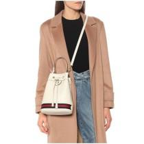 Gucci female ophidia tassel drawstring bucket bag handbag excellence girlfriend gift