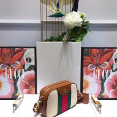 Gucci ophidia female canvas lightweight waist chest bag zipper camera bag