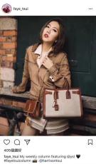 Yves Saint laurent/YSL female large-capacity waterproof portable business briefcase laptop bag gorgeous handbag