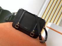 Yves Saint laurent/YSl female vintage small satchel bag casual crossbody shoulder bag