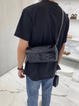 Yves Saint laurent/YSL NIKI female chevron quilted flap shoulder bag luxury chest bag